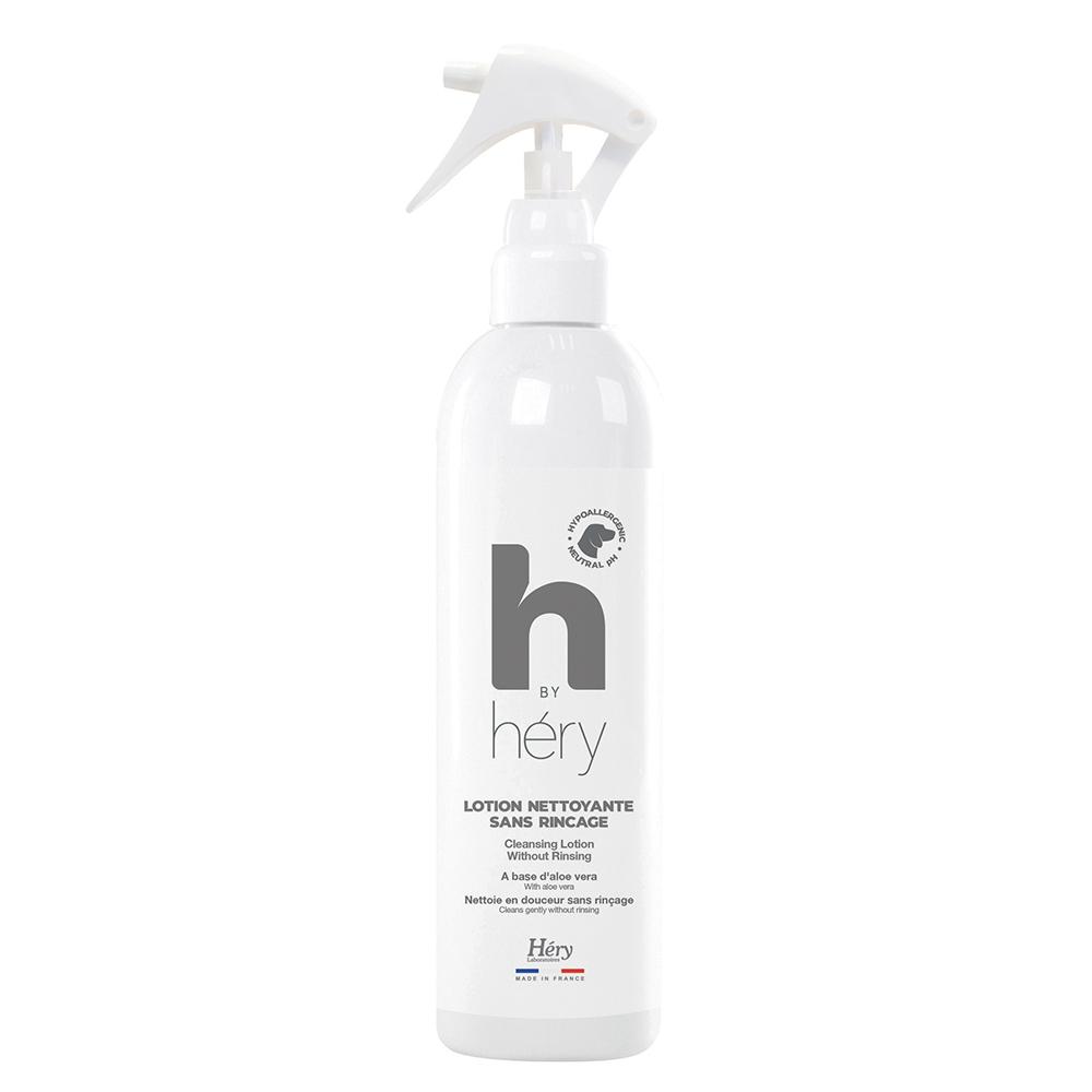 H by Héry lotion nettoyante pour chien